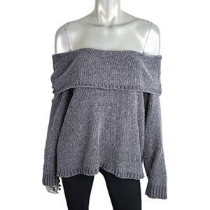 Rue 21 Womens Chenille Sweater Size M Oversized
